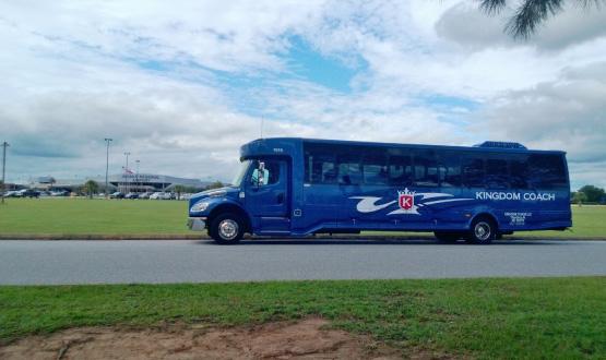 Alabama Gulf Coast Bus Travel Charter Tours By Kingdom Coach
